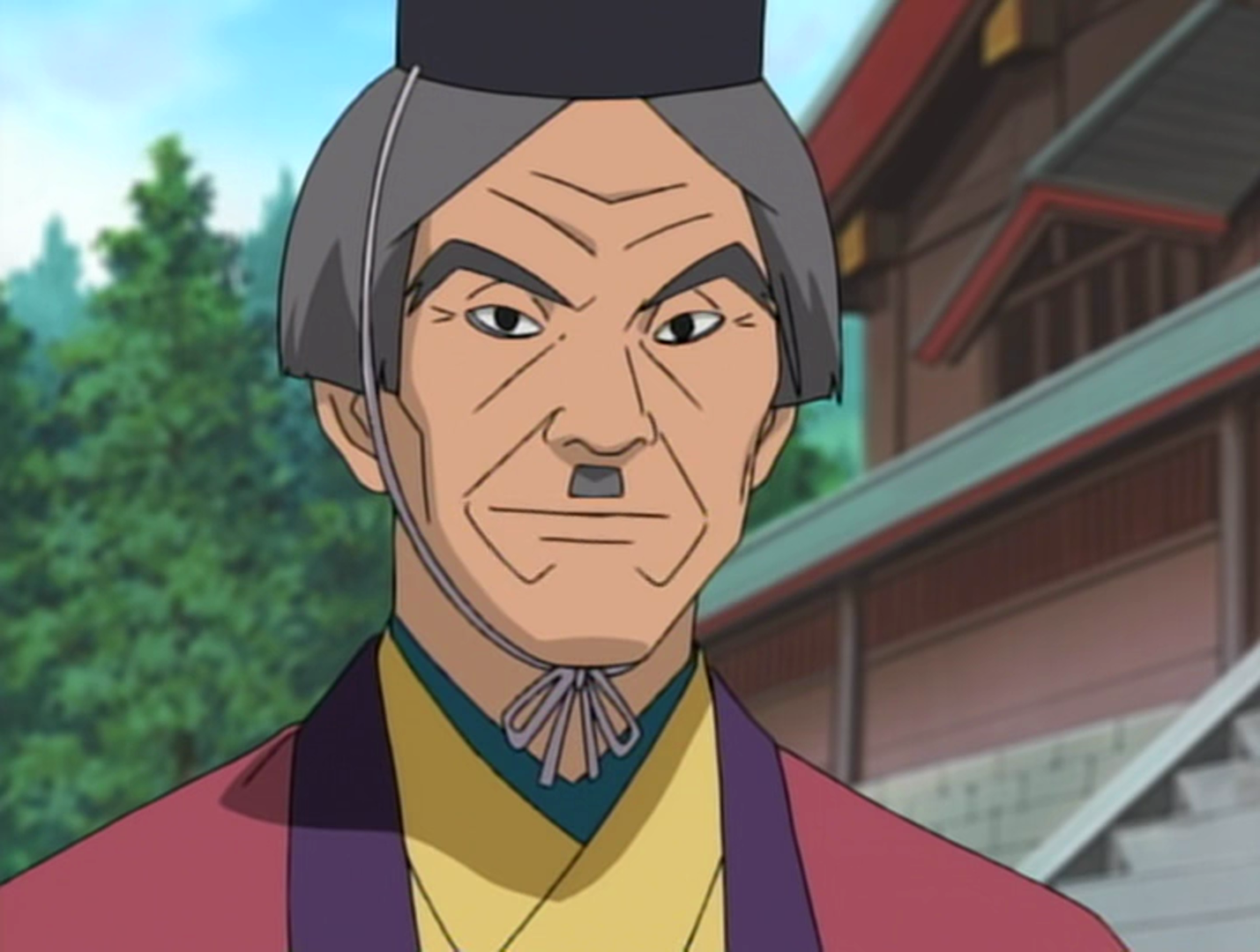 Minister of the Land of Tea's Daimyō