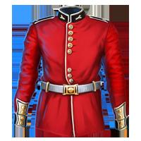 British Royal Guard Uniform 85