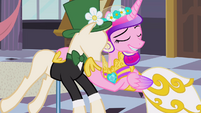 Princess Cadance anykind weather S2E26