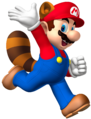 Raccoon Mario 2012