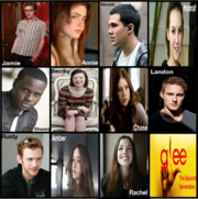 Glee gen 2 rec cast