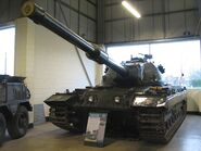 Bovington 154 Conqueror 1