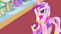 Princess Cadance serious S2E26