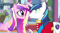 Princess Cadance I&#39;m here S2E26