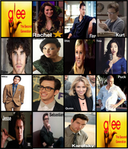 Glee gen 2 cast parents