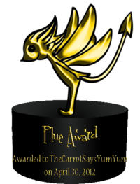 Plue Award 1