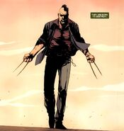 Daken from Daken Dark Wolverine 20