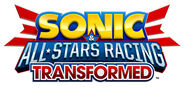 Sonic & All-Stars Racing Transformed logo