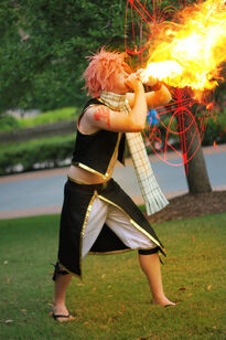 Natsu Cosplay