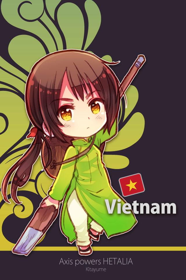 Hetalia Vietnam Related Keywords & Suggestions - Hetalia Vietnam ...