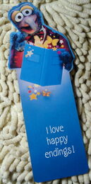 Hallmark 1980 gonzo bookmark