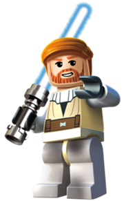 LEGO Clone Wars Obi Wan