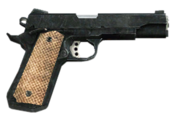 M1911 3rd person MW2