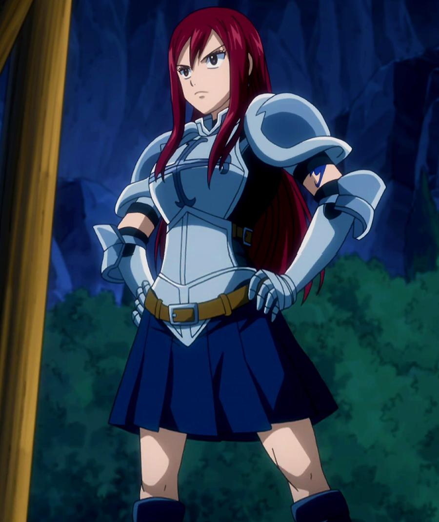 Votre reve de cosplay! - Page 7 Erza_new_armor