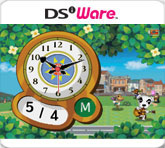 Animal Crossing Clock