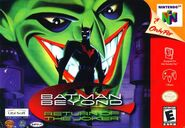Batman Beyond Return of the Joker (Video Game) 3