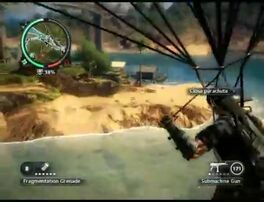 Just Cause 2 - Kampung Ayer Lama - military harbor 20