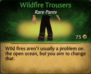 Woldfire Trousers