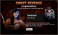 Sweet Revenge15LootItems