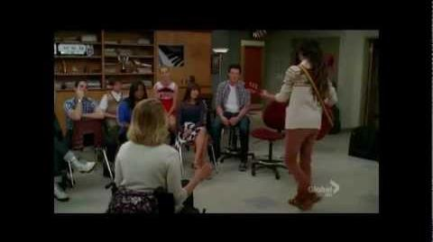 Glee - Saving All My Love For You