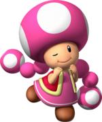 Toadette-Mario Party 7