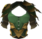 Bandos body detail