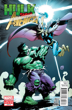 Hulk Smash Avengers Vol 1 3