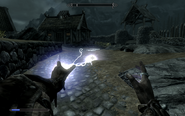 Lightning Bolt (first person)