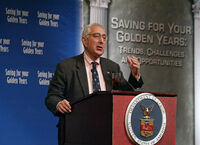 Ben Stein The Voice Of The Pixies & Giggles the Clown