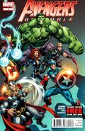 Avengers Assemble Vol 3 3
