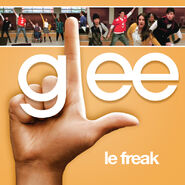 Glee - le freak