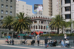 Union Square- San Francisco