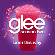 Glee ep - born this way