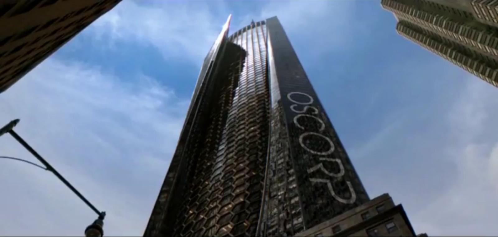 The Hadal Current [Dusk/Zenaki] Oscorp_Tower
