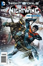 Nightwing Vol 3-9 Cover-1