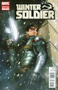 Winter Soldier Vol 1 1 Gabriele Dell'otto Variant