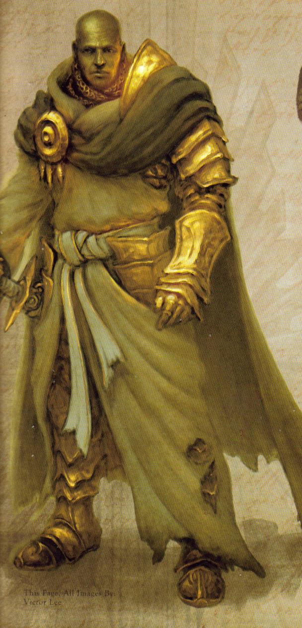 كتاب Diablo 3: Book of Tyrael يصدر في شهر أكتوبر TyraelHumanArt