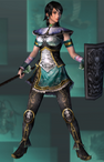DW5 Xing Cai Alternate Outfit