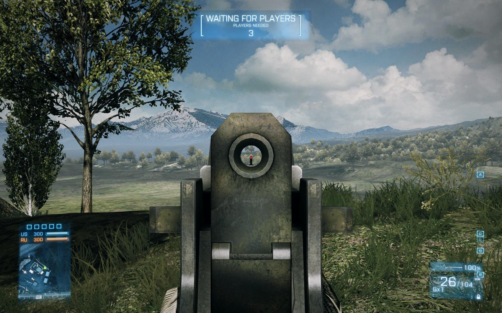 Maestro Armero: Famas (Battlefield 3)
