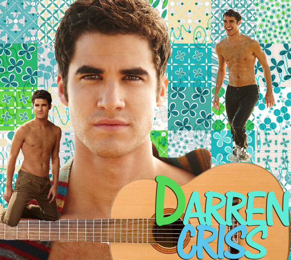 DarrenCriss - Wallpaper