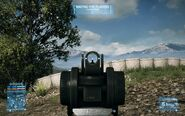 BF3 P90 Iron Sight