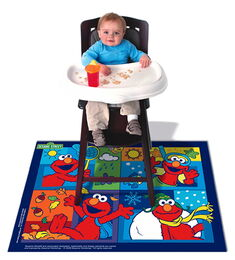 Neat solutions meal & play mat 3