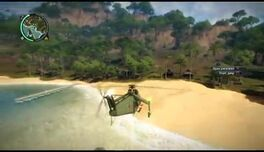 Just Cause 2- settlement completion- Kuala Cherah 05