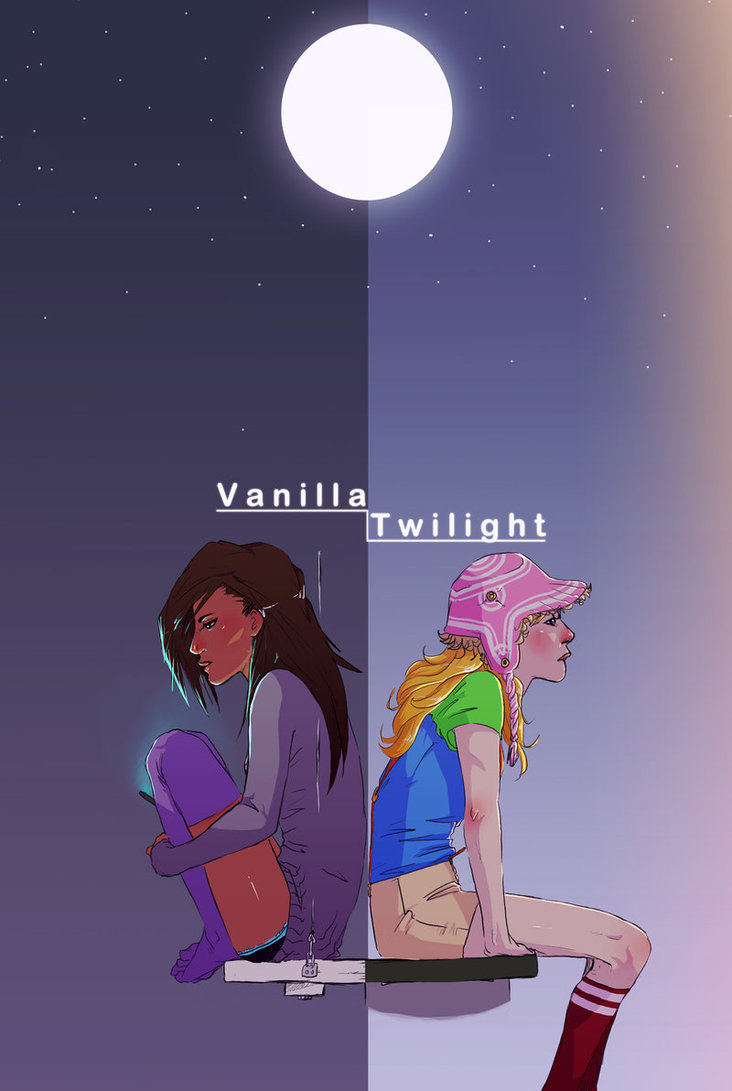 Brittana vannillatwilight