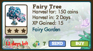 Fairy Tree Market Info (August 2011)