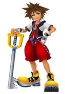 Kingdom Hearts Re Code Sora0