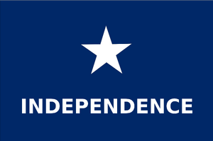 Flag of Sovereign Texan Navy