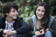 Joel Courtney - Isabelle Fuhrman