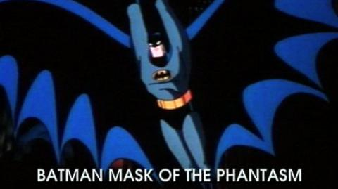 Batman Mask Of The Phantasm (1993) - Home Video Trailer (e12648)