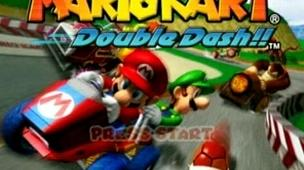 Mario Kart Double Dash (VG) (2003) - Video Game (e19000)